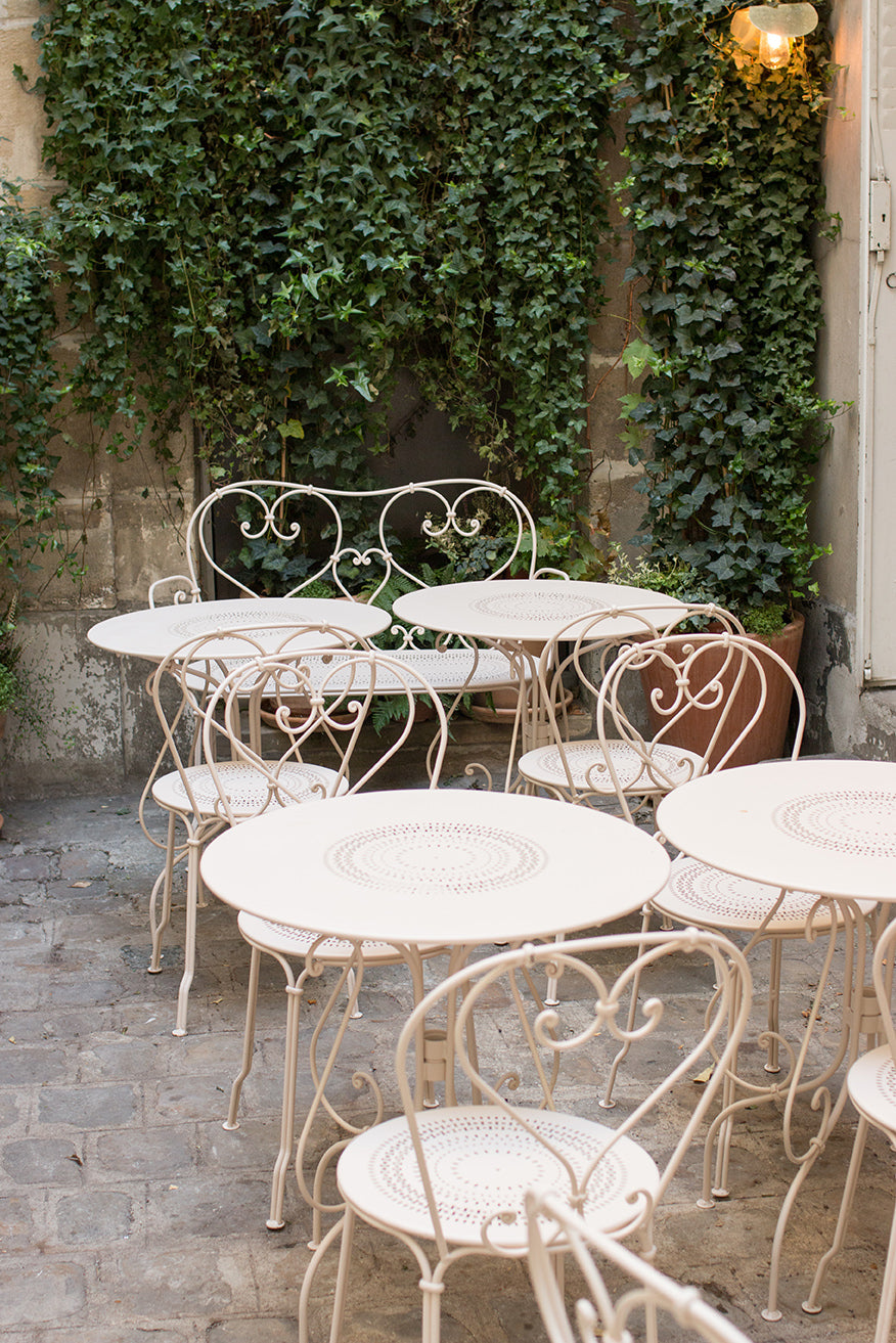 Parisian Courtyard - Every Day Paris