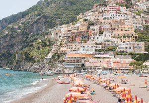Summer in Positano - Every Day Paris