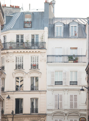 Rooftop View of Montmartre - Every Day Paris