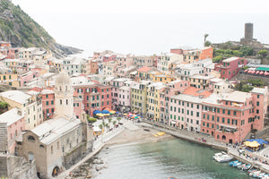 Vernazza Italy in Cinque Terre - Every Day Paris
