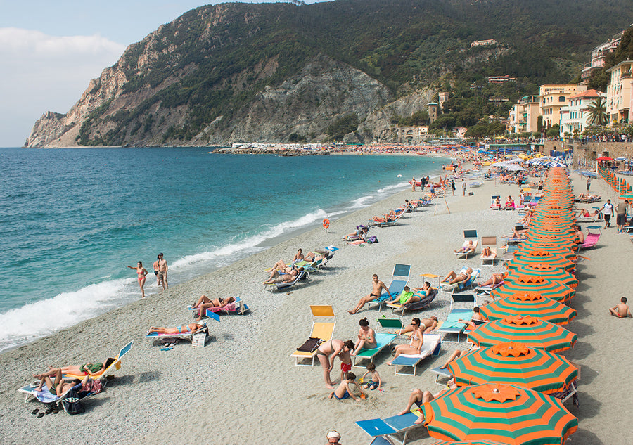 Beach Days in Cinque Terre - Every Day Paris