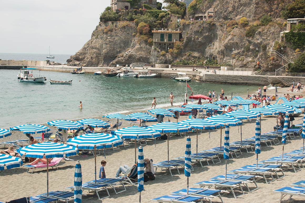 Cinque Terre Summer in Monterosso - Every Day Paris