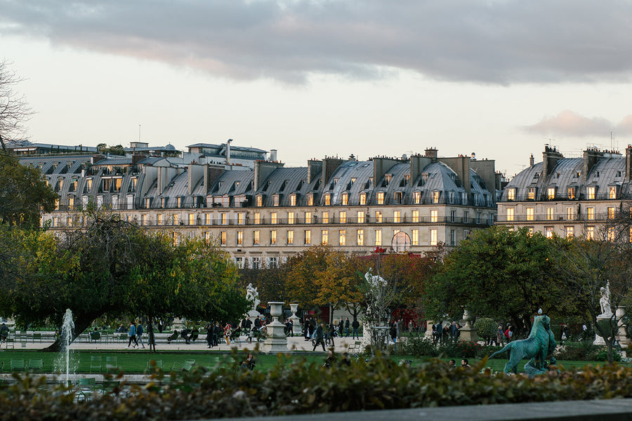 Light in the Tuileries - Every Day Paris