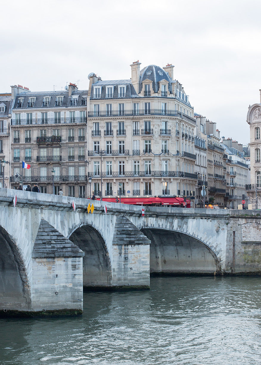 Seine Morning Stroll - Every Day Paris