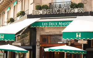 Café Les Deux Magots - Every Day Paris