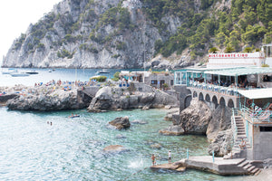 Dive Right In Capri Italy - Every Day Paris