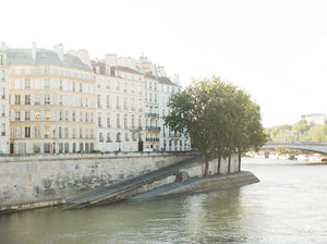 Morning Light on île St Louis - Every Day Paris
