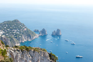 Faraglioni Rocks in Capri Italy - Every Day Paris