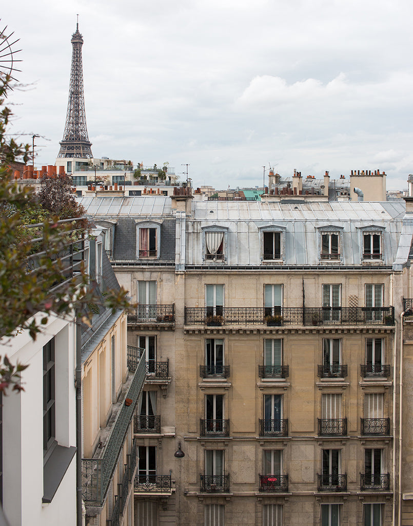 Eiffel Tower with Rooftop Views - Every Day Paris