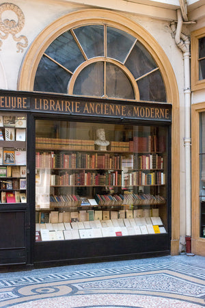 Galerie Vivienne Bookshop - Every Day Paris