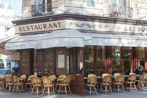 Weekend Parisian Café - Every Day Paris