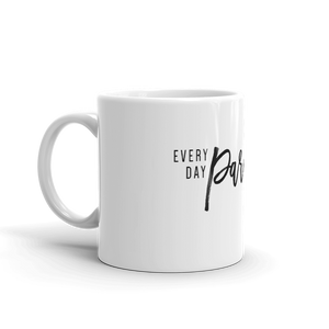 Every Day Parisian Mug - Every Day Paris