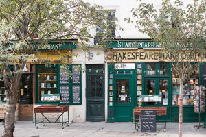 Shakespeare and Company Bookstore - Every Day Paris