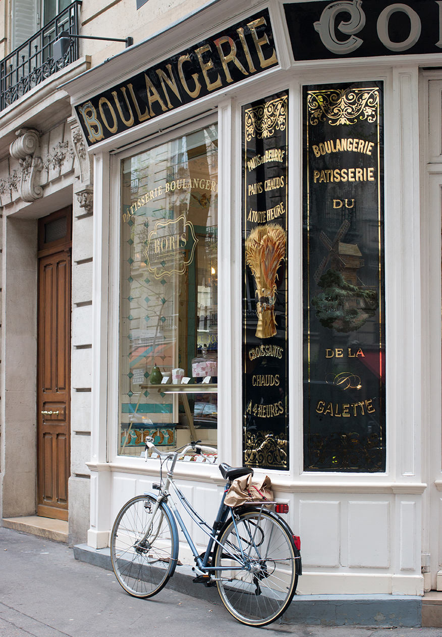 Parisian Boulangerie in Montmartre - Every Day Paris