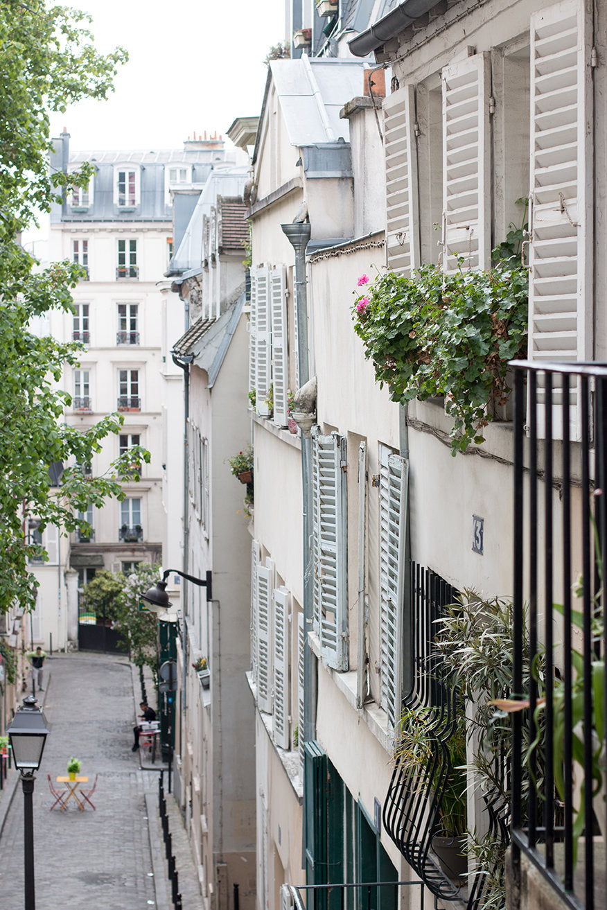 Spring views in Montmartre - Every Day Paris