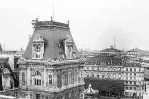 Paris From Above Hôtel de Ville - Every Day Paris