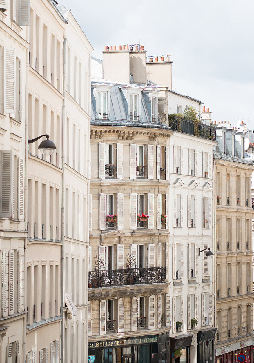 Afternoon in Montmartre - Every Day Paris
