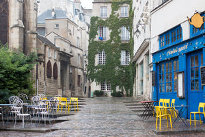 Rainy Afternoon in the Marais - Every Day Paris