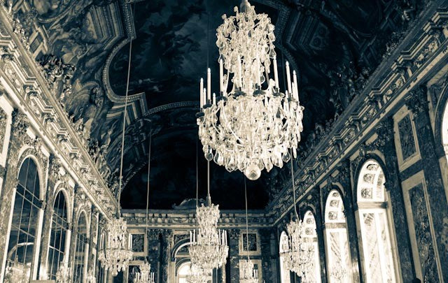 Hall of Mirrors at Versailles - Every Day Paris