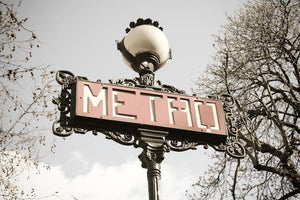 The Paris Metro - Every Day Paris