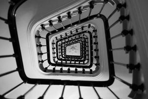 Paris Apartment Stairs - Every Day Paris