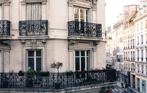 Room with a view in the Marais - Every Day Paris