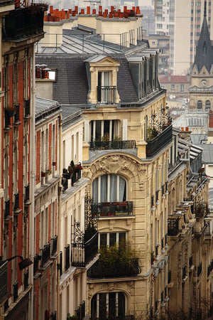 Rooftops of Montmartre - Every Day Paris