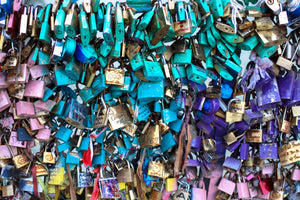 Paris Love Locks - Every Day Paris