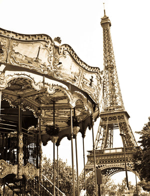 Carousel in Paris - Every Day Paris