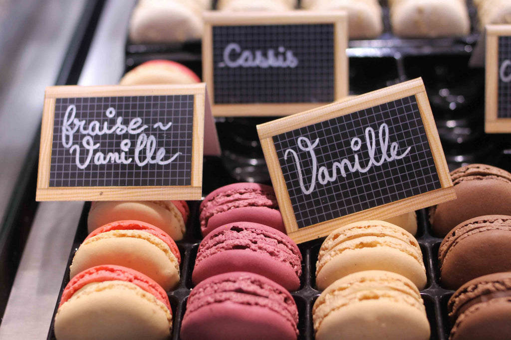 French Macarons for Sale in Paris