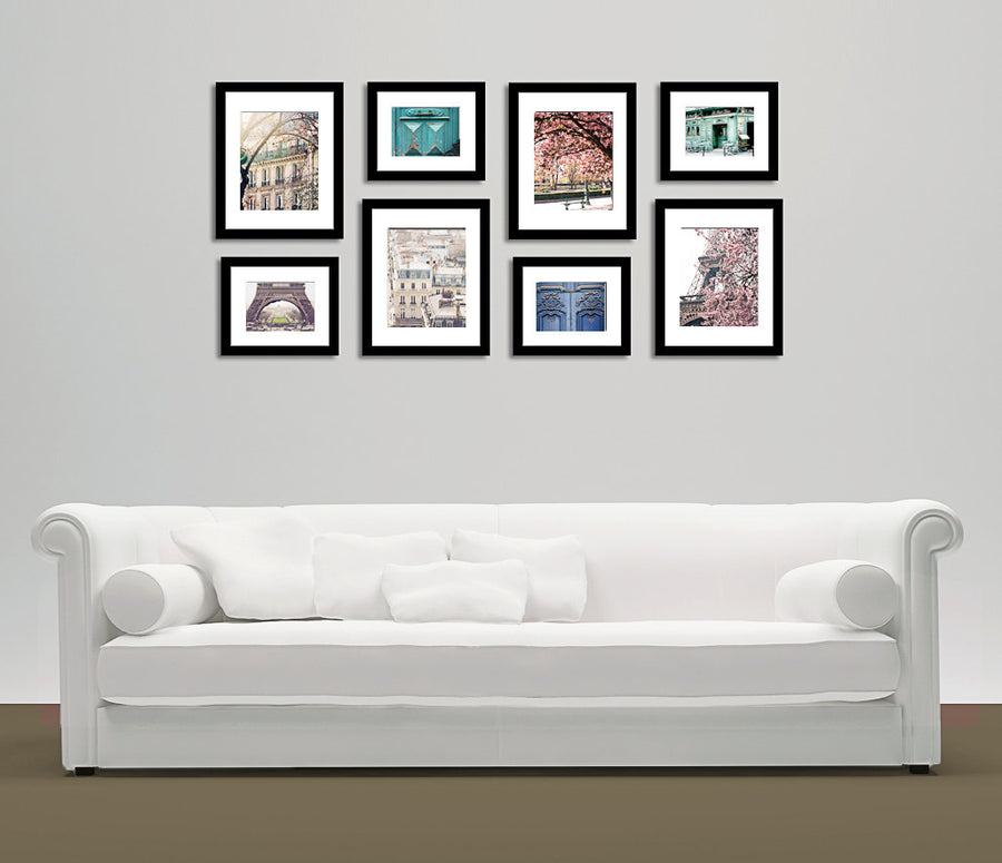 Paris Print Gallery Wall Set - Every Day Paris
