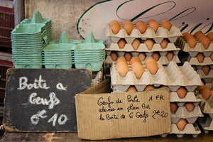 Fresh Eggs from the Paris Market - Every Day Paris