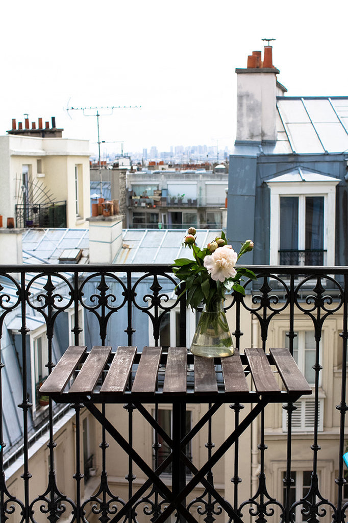 Spring in the Paris Apartment