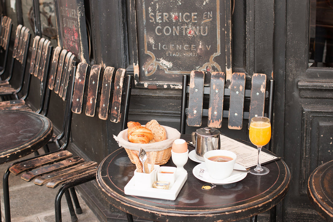 Parisian Breakfast at Café St Regis - Every Day Paris