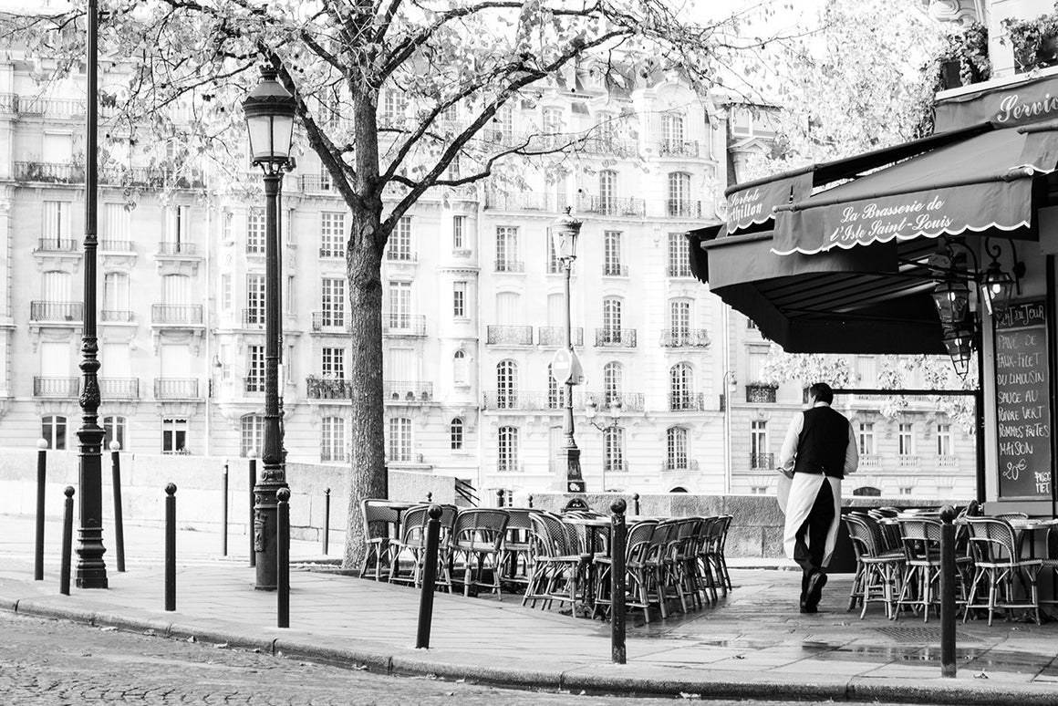 Sunday Mornings on île St Louis - Every Day Paris