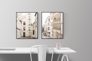Montmartre Paris Print Set - Every Day Paris