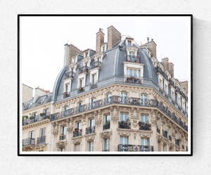 Frame it with Framebridge - Every Day Paris