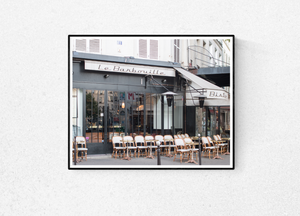 Parisian Café in the Marais - Every Day Paris