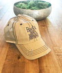 Boots Back Roads & Bonfires Hat