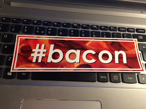 #BACON Slap Sticker