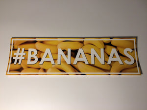 #BANANAS Slap Sticker