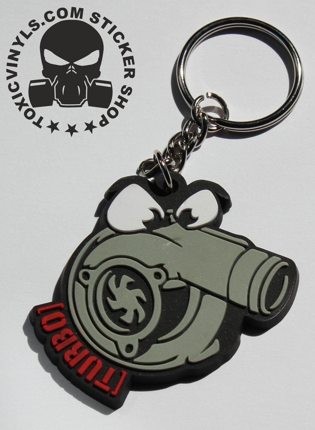 Turbo Keyring - ToxicVinyls