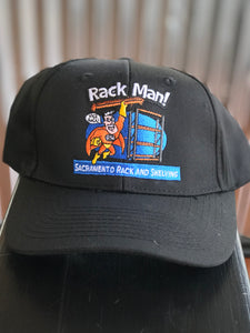 Sacramento Rack and Shelving Ball Cap