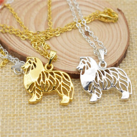 Collie Necklace One