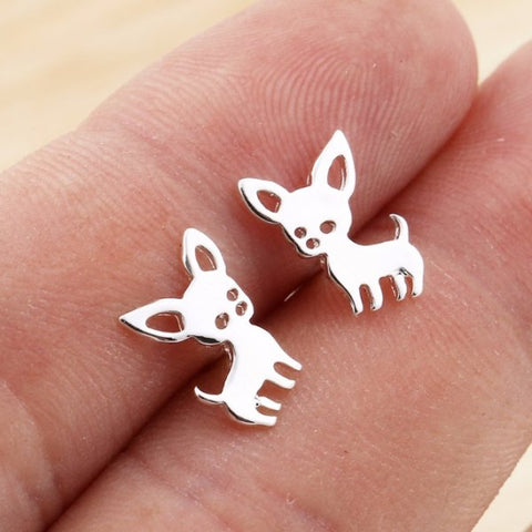 Chihuahua Earrings Pair 1
