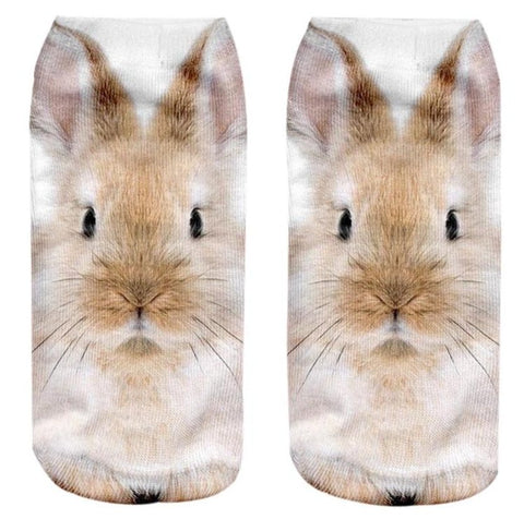 Animal Socks ~ Get All 5 Pairs for $12.97!