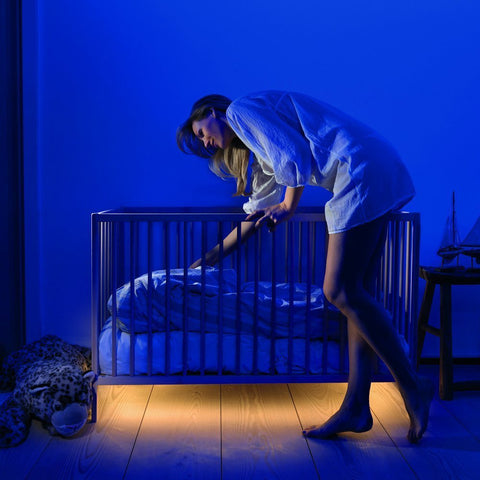 Motion Activated Underbed Light