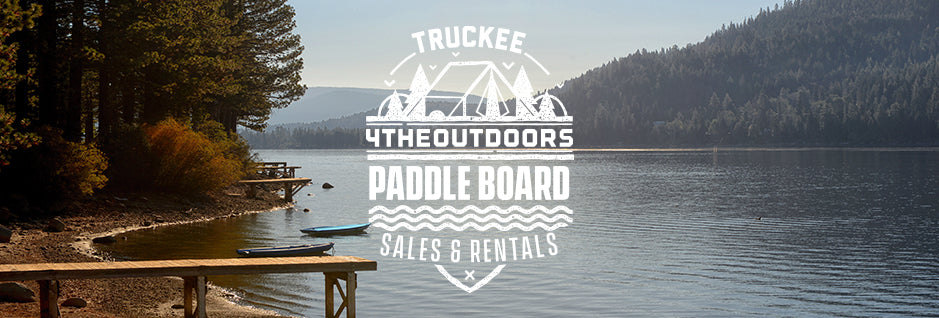 standup paddle board rental try before you buy Truckee California