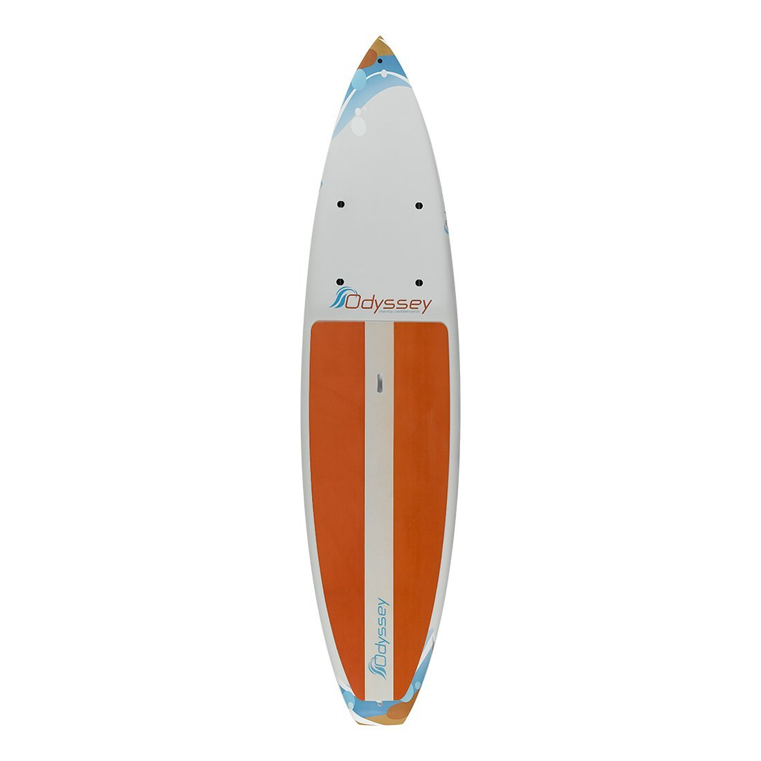 Odyssey SUP Tour Package - Orange Standup Paddle Board Paddle Boards 4theoutdoors America US USA SUP outdoors