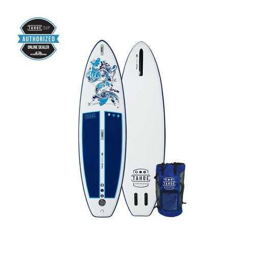 Tahoe SUP Grom Kids Inflatable Standup Paddle Board Paddle Boards 4theoutdoors America US USA SUP outdoors